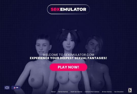 THE BEST SEX EMULATOR